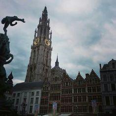 Grote Markt em Antwerpen, Antwerpen