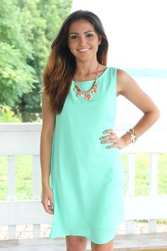 Do the Bright Thing Dress $38.99 www.uoionline.com