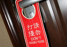 Hotel Room Hygiene: Don't Get Sick from a Doorknob - Her Packing List