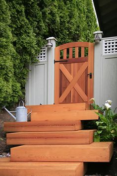 Sederra - Cedar Privacy Gates