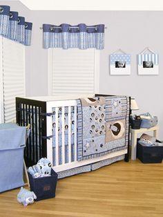 "From The Bump: ""Baby Boy Nurseries"" http://pregnant.thebump.com/pregnancy/nursery-ideas/slideshow/baby-boy-nurseries https://itunes.apple.com/us/app/id568940747?mt=8"