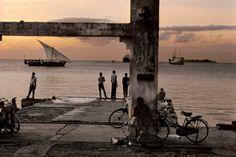 Harry Gruyaert TANZANIA. Zanzibar island. 1989.