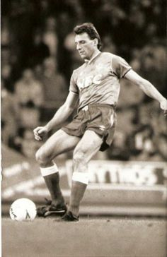 Dave Watson nov 1988