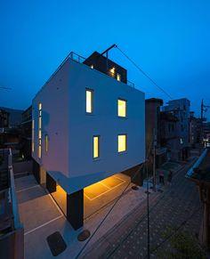 Since 1998 the Web Atlas of Contemporary Architecture Contemporary Architecture, Cube, Projects, Architecture, Log Projects, Blue Prints, Modern Architecture, Modernism