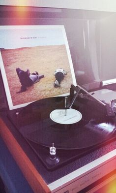 The Head and the Heart on vinyl ♥ My Favorite Music, Favorite Things, You Oughta Know, Rivers And Roads, Record Players, Old Tools, Cover Art, Album Covers, Music Videos