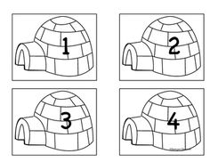Polar Bear Math Activities