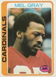 1978 Topps #486 Mel Gray