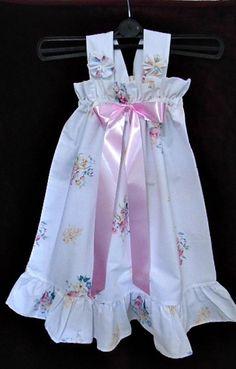 Easy Sewing Patterns, Clothing Patterns, Toddler Dress, Baby Dress, Pillowcase Dress Pattern, Pillowcase Dresses, Girl Dress Patterns, Skirt Patterns, Blouse Patterns