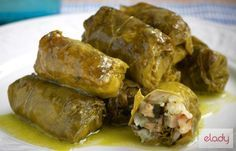 My Favorite Greek Dishes Hungarian Recipes, Turkish Recipes, Greek Recipes, Ethnic Recipes, Grape Leaves Recipe, Croatian Cuisine, Bon Appetit, Egyptian Food, Kebab