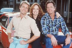 When 'The Dukes of Hazzard' premiered on January it was intended to be a temporary patch in CBS's primetime schedule until 'The Incredible Hulk' returned. James Best, Dukes Of Hazard, John Schneider, Catherine Bach, Nancy Reagan, Date Outfits, Vegas Outfits