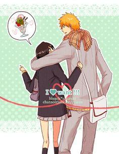 School love - Ichiruki