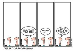 The art of programming - Funny pic ~ WhatsApp Jokes, Puzzles, Funny Pics & Forwards | Forward Junction