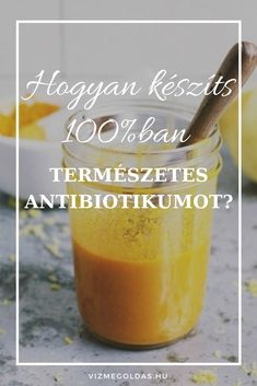 Egészséges táplálkozás - Hogyan készíts erős 100%-ban természetes antibiotikumot Detox Drinks, Healthy Drinks, Healthy Recipes, Health 2020, Love Natural, Body Cleanse, Weight Loss Drinks, Smoothie Bowl, No Bake Cake