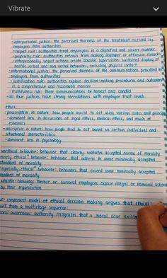 """My friend was taking notes for her Accounting class. This is her """"sloppy"""" handwriting."""