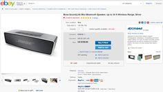 Deal: Bose Soundlink Mini Bluetooth Speaker For $159.00