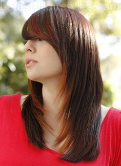 Did you know most people flat iron their hair completely wrong? Check out our 5 hair expert tips for flat ironing your hair correctly. Side Bang Haircuts, Side Bangs Hairstyles, Haircuts With Bangs, Cool Haircuts, Latest Hairstyles, Woman Hairstyles, Party Hairstyles, Wedding Hairstyles, Bombshell Hair