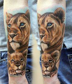 #leon #tattoo #leontattoo