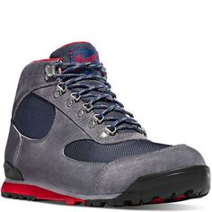 Danner 37352 Steel Gray-Blue Wing Jag 4.5-Inch Outdoor Boots - Botach