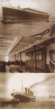 Titanic pictures What would the world be like if RMS Titanic hadn't sunk