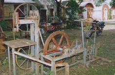 Pedal powered farms and factories: the forgotten future of the stationary bicycle