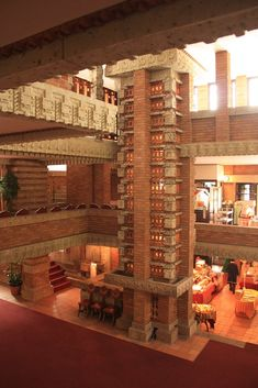 Imperial Hotel by Frank Lloyd Wright - Japan Organic Architecture, Beautiful Architecture, Architecture Details, Frank Lloyd Wright Buildings, Frank Lloyd Wright Homes, Aichi, Imperial Hotel, Art Deco, Art Nouveau