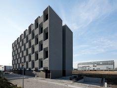 MPA Building,© Luís Ferreira Alves
