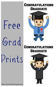Free Graduation Prin