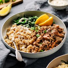 """I never buy """"fake meat"""", I consider it heavily processed and not what you could categorize as healthy, plus I'm usually satisfied with veggies, whole grains, and tofu anyway. But if you are like me, sometimes you are craving something with a more """"meaty"""" texture. Then this jackfruit """"chicken"""" certainly won't disappoint! It is tender,...Read More »"""
