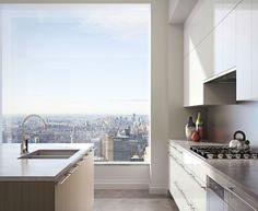 Un appartement des plus luxueux avec vue imprenable sur New-York