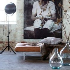 Industrial Style interior by Online - Countrystyle