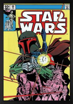 www.canvasgallery.com Stan  Lee Star Wars #68 - The Search Begins - Canvas