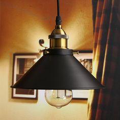 Wallmart.win Fixture Ceiling Lamp Retro Industrial Iron Vintage Pendant Light Deco Chandelier: Vendor: BG-US-Light-and-Lighting Type:…