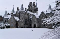 Ardverikie House ~ Loch Laggan -Scotland (as seen on the show Monarch of the Glen)