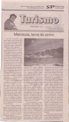 Mendoza, Terra do Vinho – publicado em 29 de março de 2007
