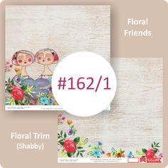 Floral Friends/Floral Trim Shabby
