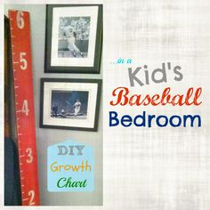 DIY Growth Chart for a Kid's Room! - Chase the Star