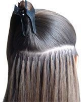 "$60.00 22"" Micro Ring and Micro Link Hair Extensions from Cliphair"