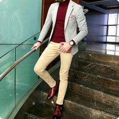 Men   Style   Class   FashionさんはInstagramを利用しています:「Style   Casual   Dapper @tufanir」