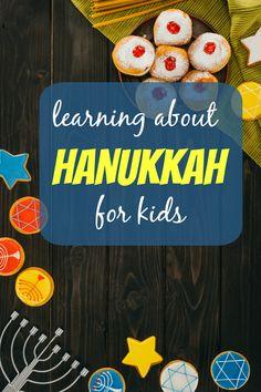 What Is Hanukkah, Hanukkah For Kids, Hanukkah Crafts, How To Celebrate Hanukkah, Hannukah, Happy Hanukkah, Hanukkah Traditions, Jewish Celebrations, Children