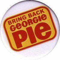Bring Back Georgie Pie