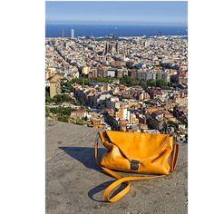 "Handmade Bag leather "" Shoulder Bag""   By CALAS Style. #createdinbcn #fashion #design #women #gift #teenager #bikini #moda #short #fashiontrend #bags #leatherbags"