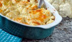 Szaftos tejfölös karfiol sonkával vagy főtt füstölt hússal!