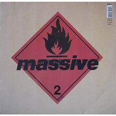 MASSIVE (ATTACK) - Blue lines