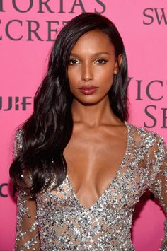 Pin for Later: All the Must-See Action From the 2015 Victoria's Secret Fashion Show  Pictured: Jasmine Tookes