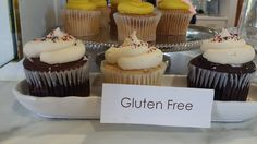 We're proud to carry a delicious selection of gluten free & dairy free sweets!