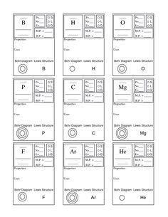 New paper model science paper model 3d periodic table free 16 best images of worksheets periodic table activity periodic table worksheet answers periodic table worksheets and periodic table worksheet answers urtaz Image collections