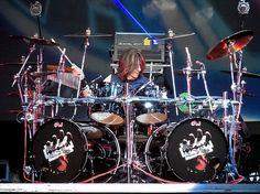 Scott Travis - Judas Priest, Racer X