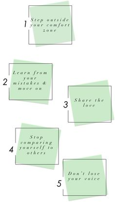 Five Ways to Refresh Your Blogging Attitude