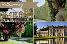 Killruddery - Read more on One Fab Day: http://onefabday.com/10-unusual-irish-wedding-venues/