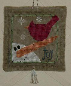 Christmas Joy - Angel Stitchin
